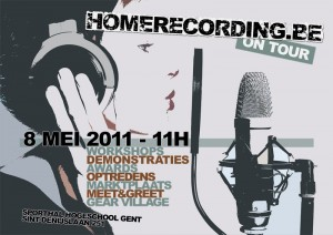 Homerecording On Tour event 2011